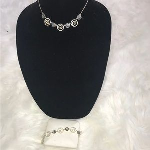 🔥Crystal Necklace gift set🔥✨✨✨✨